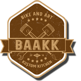 BAAKK Bike and Art Kustom Kitchen Recklinghausen